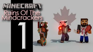 Minecraft Ruins Of The Mindcrackers - EP01 - A New Face!