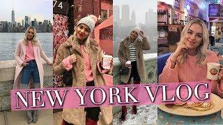 NEW YORK TRAVEL VLOG | 2017