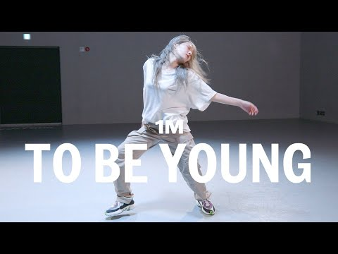 Anne-Marie - To Be Young (feat. Doja Cat) / Woonha Choreography