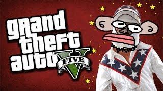 Gta  Funny Moments Grand Theft Auto V