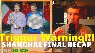 Why Federer Beat Nadal in Shanghai | THE SLICE