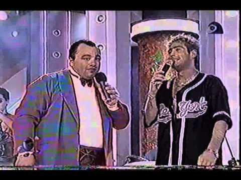 El Potro Rodrigo recital en Pasion Tropical Presentacion de Rodrigo A 2000 (Show en Vivo)