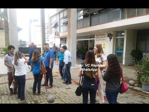 Tremor na Bolívia é sentido em prédios no centro de Marília