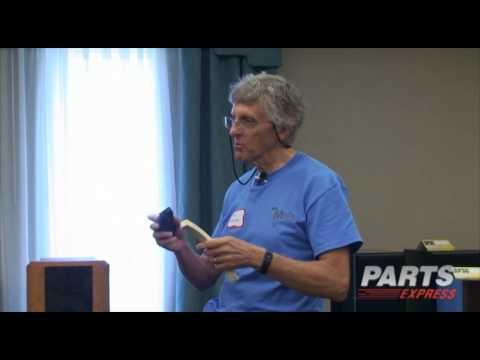 Don Keele's Keynote Speech on CBT Line Array Speakers - Part 3