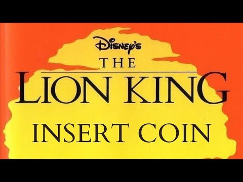 The Lion King (1994) - Master System - Partida Completa