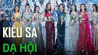 Các thí sinh thể hiện đầy KIÊU SA và LỘNG LẪY trong trang phục DẠ HỘI | Miss World Việt Nam 2019