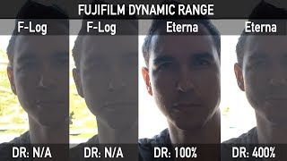 Fujifilm X-T3: Dynamic Range Setting (100% or 400%) Explained