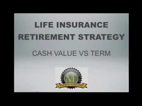 Life Insurance Retirement Strategy