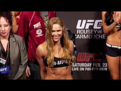 Ronda Rousey: The UFC's Million-Dollar Female Star - Smashpipe News