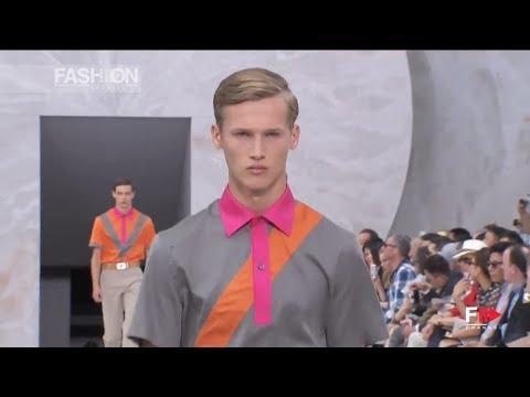 """""""LOUIS VUITTON"""" Menswear Spring Summer 2015 Paris Fashion Show by Fashion Channel"""