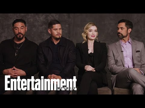 The Cast Of 'Mayans MC' Catch You Up On Season 1 | Entertainment Weekly