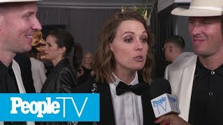 Brandi Carlile Shares Who She Would like To See Run In 2020   Grammys 2019   PeopleTV
