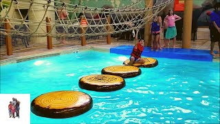 Great Wolf Lodge Indoor Water Park Summary Last Day