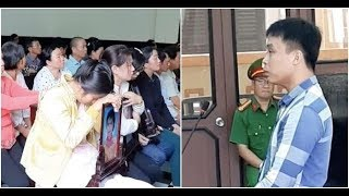 Hung thủ sát hại 3 người nhà vợ mong sớm được tuyên án tử, xin hát bài Éo le cuộc tình