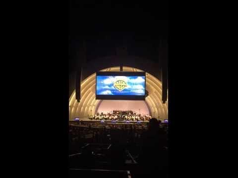 Hollywood Bowl 2016 - Raimundo Hollywood asiste