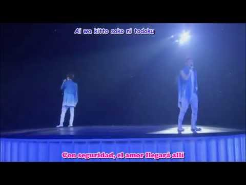 I Love You - Tohoshinki [Sub. Español]