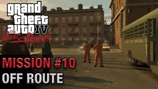 Grand Theft Auto IV: The Lost and Damned - Mission #10 - Off Route