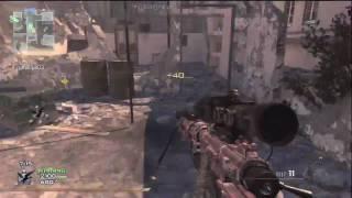 Pyrotoz's TDM SCAR-H Karachi 31-1 (MW2 Gameplay-Commentary) - Music