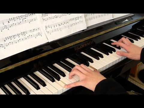 Baixar Bruno Mars - When I Was Your Man (Piano)