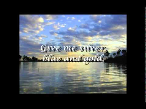 Silver Blue and Gold - Bad Company with lyrics