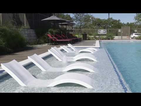 AMLI Covered Bridge Pool Tour