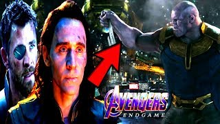 Loki MASSIVE THEORY CONFIRMED BY MARVEL! LOKI ISN'T DEAD! This Is Key For THANOS Losing Avengers 4