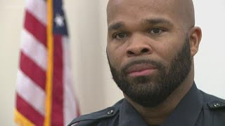 Denton police officer saves newborn's life