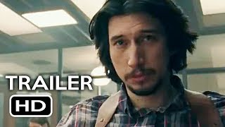 BlacKkKlansman Official Trailer #1 (2018) Adam Driver, Topher Grace Movie HD
