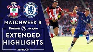 Southampton v. Chelsea | PREMIER LEAGUE HIGHLIGHTS | 10/6/19 | NBC Sports