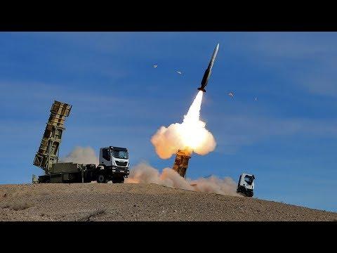 Irán realiza masivos ejercicios militares en medio de las nuevas sanciones de EE.UU.
