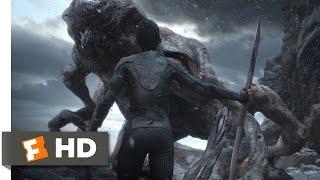 After Earth (2013) - Kitai Battles the Ursa Scene (10/10) | Movieclips