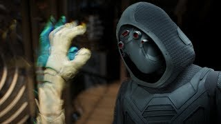 How Ant-Man and The Wasp Villain Ghost's Powers Work
