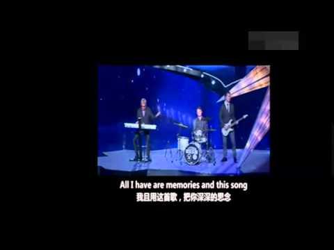 英文版《傳奇》 耳朵都要醉了, 歌詞也很美麗