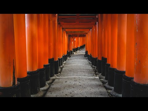 Fushimi Inari Taisha ⛩️ | Hiking Kyoto's 10,000 Red Gates!