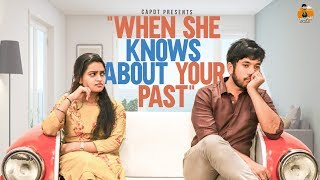 WHEN SHE KNOWS ABOUT YOUR PAST | GODAVARI EXPRESS | CAPDT
