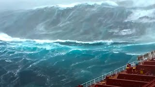 Biggest Waves Ever Recorded On Camera