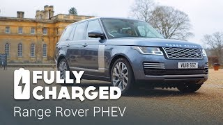 Range Rover PHEV   Fully Charged