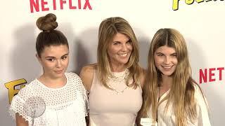 Lori Loughlin's daughter under criminal investigation   Daily Celebrity News   Splash TV