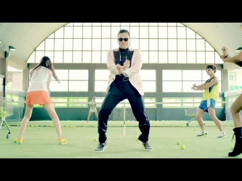 Korean rapper takes 'horse dance' viral