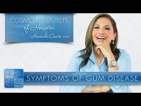 What Are The Symptoms For Gum Disease
