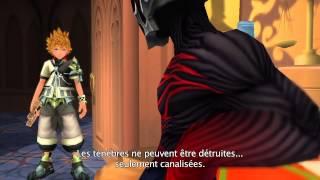 Kingdom hearts hd 2.5 remix :  bande-annonce VO