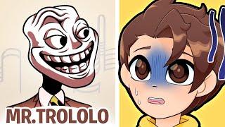 Glitch vs. MR TROLOLO! (Friday Night Funkin')