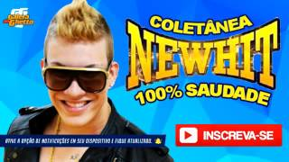 NEW HIT   CD COLETÂNEA 100% SAUDADE   SÓ SUCESSOS