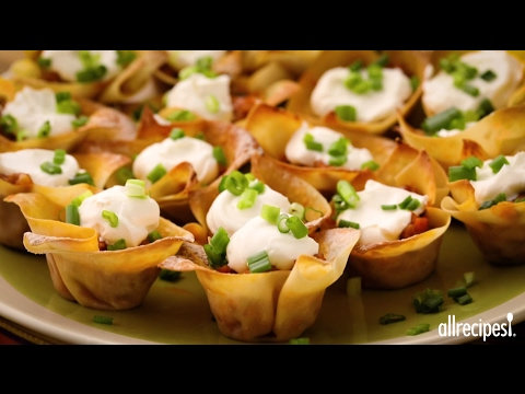 Appetizer Recipes - How to Make Sausage Flowers