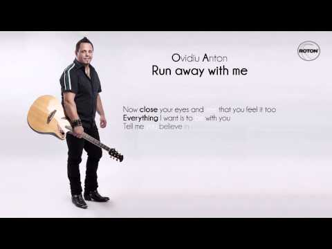 Ovidiu Anton - Run Away With Me (Eurovision Romania 2013)
