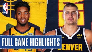 JAZZ at NUGGETS | FULL GAME HIGHLIGHTS | August 8, 2020