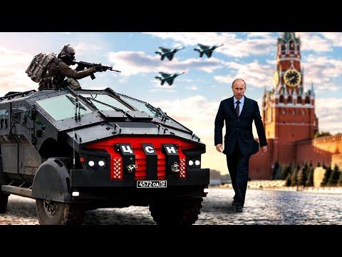 Настоящая охрана Путина / Что будет в случае войны?
