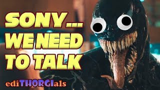Sony You Have a Spider-Man Problem - ediTHORGIals