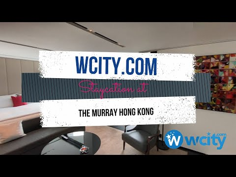 The Murray Pawsome Staycation at The Murray Hong Kong