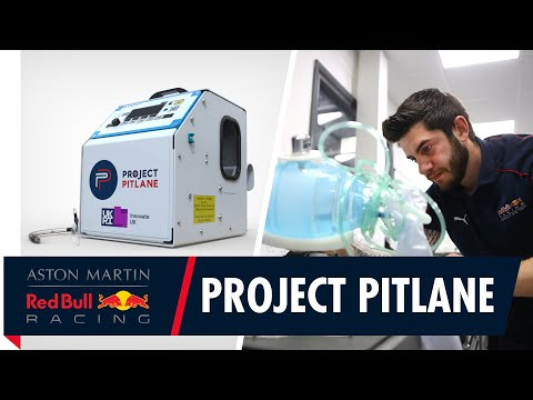Project Pitlane | Engineering the BlueSky Ventilator in Response to COVID-19